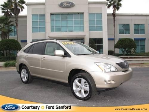 2006 lexus rx 330 suv 4dr suv for sale in lake forest florida classified. Black Bedroom Furniture Sets. Home Design Ideas