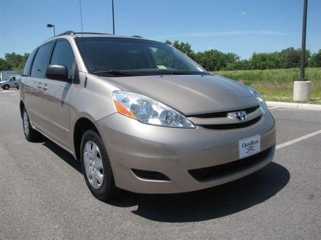 2006 toyota sienna for sale in prince george virginia classified. Black Bedroom Furniture Sets. Home Design Ideas