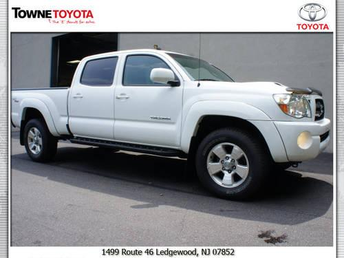 2006 toyota tacoma double cab 4x4 v6 for sale in ledgewood. Black Bedroom Furniture Sets. Home Design Ideas