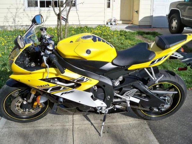 2006 yamaha r6 50th anniversary for sale in unity oregon for 2006 yamaha r6 for sale