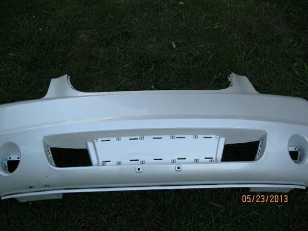 2007-2013 GMC Yukon/Denali front bumper cover - $100