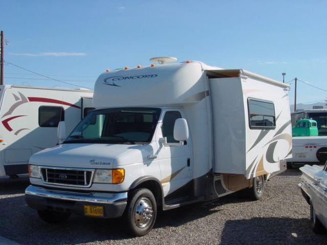 2007 25' Coachmen Concord 235 SO (co3529c)