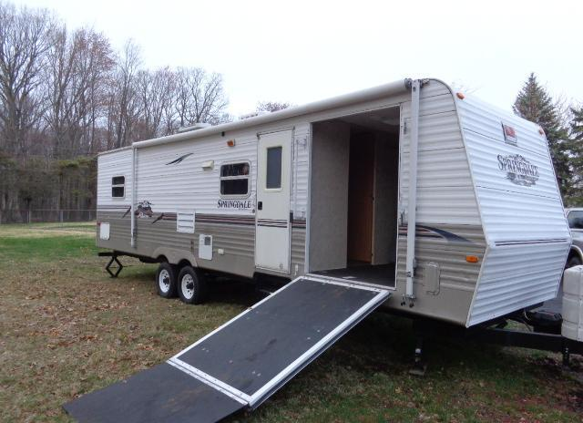 2007 29' Travel Trailer/Toy Hauler