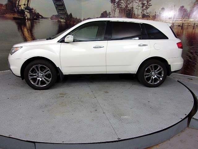 2007 Acura MDX SH-AWD w/Sport SH-AWD 4dr SUV w/Sport