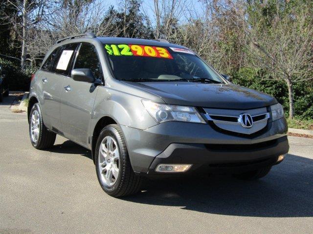 2007 Acura MDX SH-AWD w/Tech SH-AWD 4dr SUV