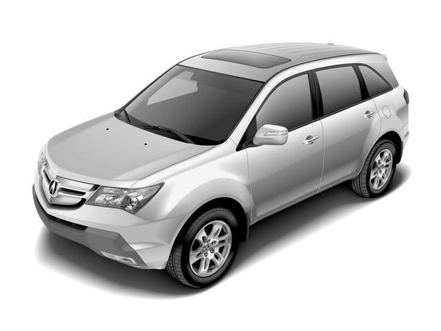 2007 Acura MDX SH-AWD w/Tech w/RES SH-AWD 4dr SUV