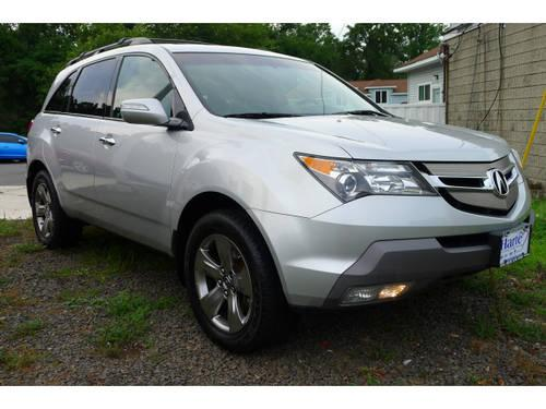 2007 acura mdx suv awd w sport package w res for sale in new haven connecticut classified. Black Bedroom Furniture Sets. Home Design Ideas