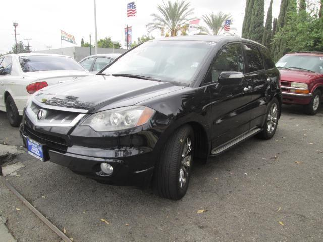 2007 Acura Rdx Base Wtech For Sale In Bell California