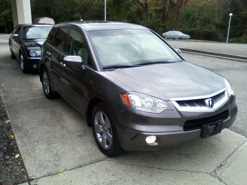 2007 Acura Rdx Cuv W 71k Technology Package Navigation