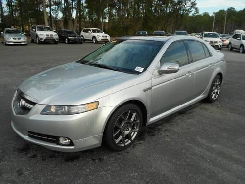 2007 acura tl 4dr sdn at type s for sale in bluffton south carolina classified. Black Bedroom Furniture Sets. Home Design Ideas