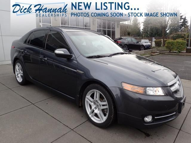 2007 Acura TL Base 4dr Sedan