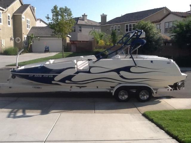 2007 aftershock deckboat for sale in murrieta california for 13th floor wakeboard tower