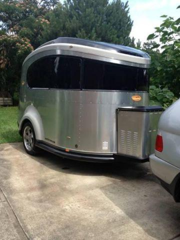 Airstream Basecamp For Sale >> 2007 Airstream Basecamp 3,000 lb Axle Toyhauler Toy Hauler Preowned for Sale in Winston Salem ...