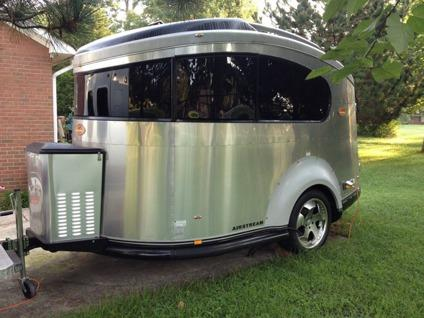 2007 Airstream Basecamp For Sale In West End North