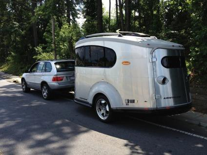 2007 airstream basecamp for sale in charlotte north carolina classified. Black Bedroom Furniture Sets. Home Design Ideas