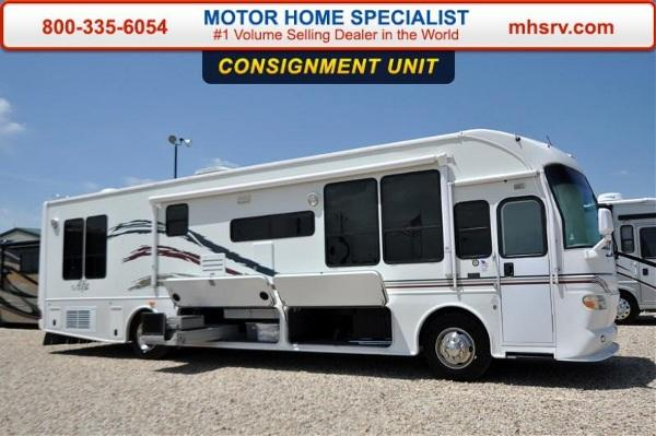 2007 alfa leisure see ya so long w 2 slides for sale in for Motor home specialist inc alvarado texas