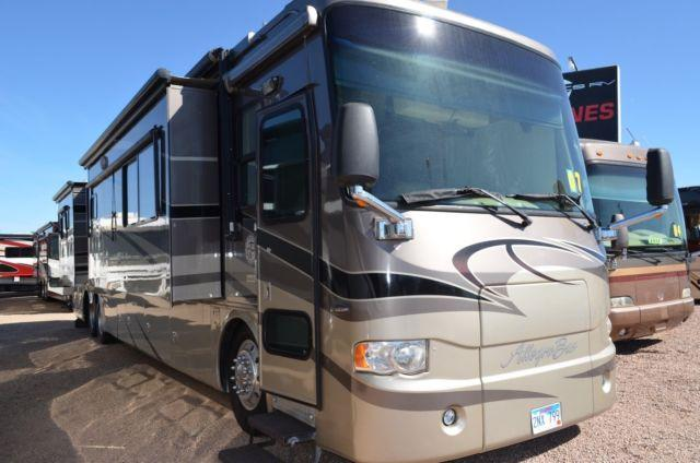 2007 Allegro Bus 42prq For Sale In Mesa Arizona Classified Americanlisted Com