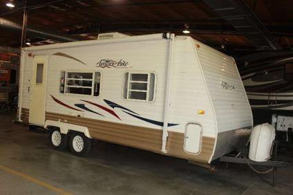 2007 Amerilite Travel Trailer 21mble By Gulf Stream