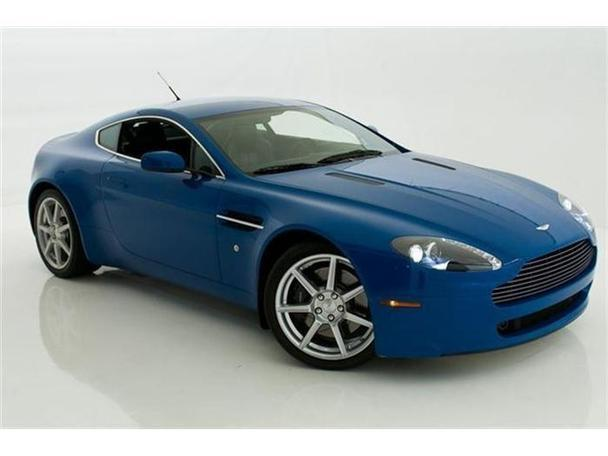 2007 aston martin vantage for sale in syosset new york classified. Black Bedroom Furniture Sets. Home Design Ideas