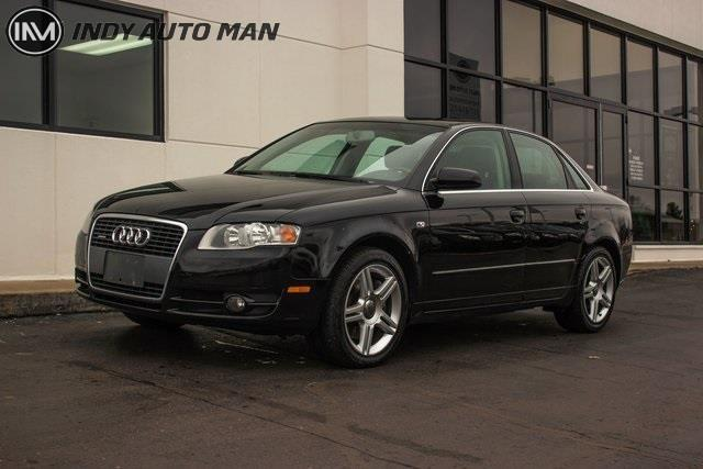 2007 audi a4 2 0t quattro awd 2 0t quattro 4dr sedan 2l. Black Bedroom Furniture Sets. Home Design Ideas