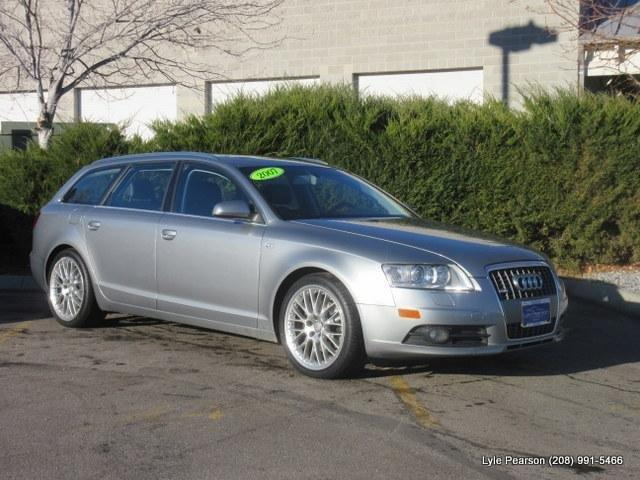 2007 audi a6 3 2 avant quattro awd 3 2 avant quattro 4dr wagon for sale in boise idaho. Black Bedroom Furniture Sets. Home Design Ideas