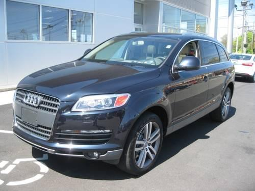 2007 audi q7 suv awd 4 2 quattro for sale in milford connecticut classified. Black Bedroom Furniture Sets. Home Design Ideas