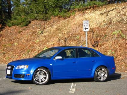 2007 audi rs4 420hp original 1 owner for sale in boston massachusetts classified. Black Bedroom Furniture Sets. Home Design Ideas