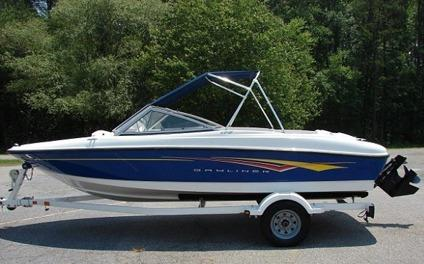 2007 Bayliner 175 Ski Boat 18ft