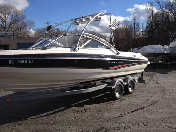 Buy Here Pay Here Raleigh Nc >> 2007 Bayliner 225 Bow Rider Ski Boat - for Sale in Guthrie, North Carolina Classified ...