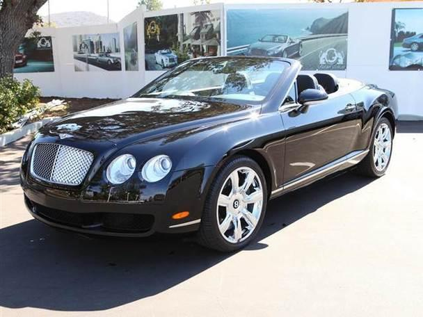 2007 bentley continental gt 2dr conv for sale in thousand oaks california classified. Black Bedroom Furniture Sets. Home Design Ideas