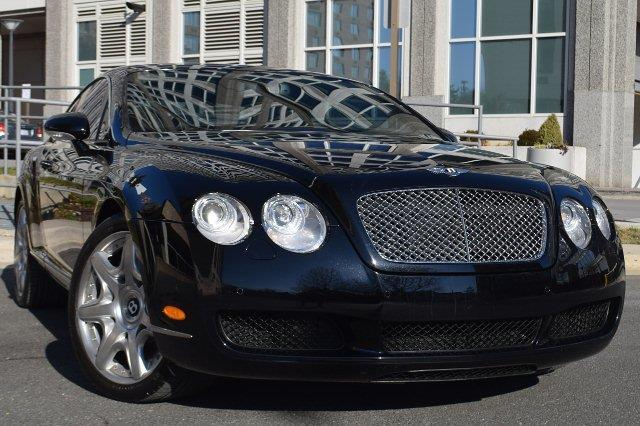 2007 Bentley Continental GT Base AWD 2dr Coupe