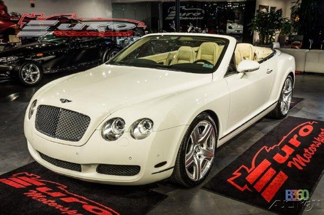 2007 bentley continental gtc for sale in fort lauderdale. Black Bedroom Furniture Sets. Home Design Ideas