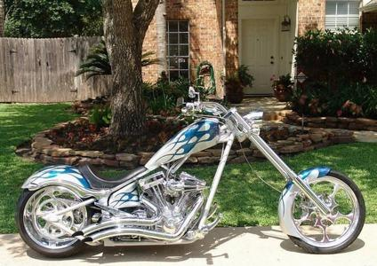2007 Big Dog K-9 Softail Chopper Pristine