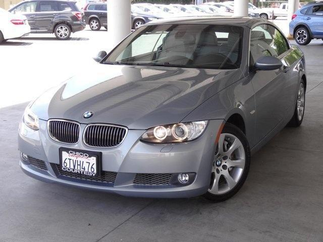 2007 Bmw 3 Series 2d Convertible 335i For Sale In Chico