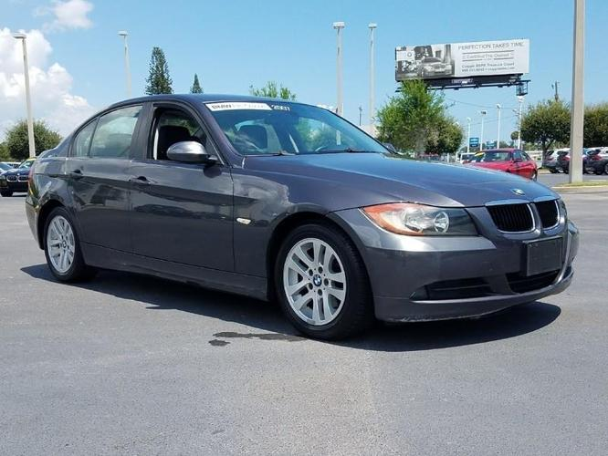 2007 bmw 3 series 328i 328i 4dr sedan for sale in fort pierce florida classified. Black Bedroom Furniture Sets. Home Design Ideas