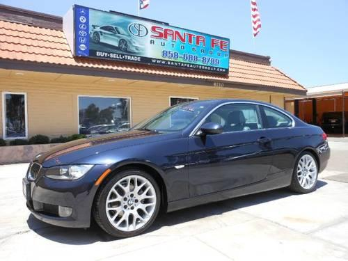 2007 Bmw 3 Series Coupe 328i Coupe