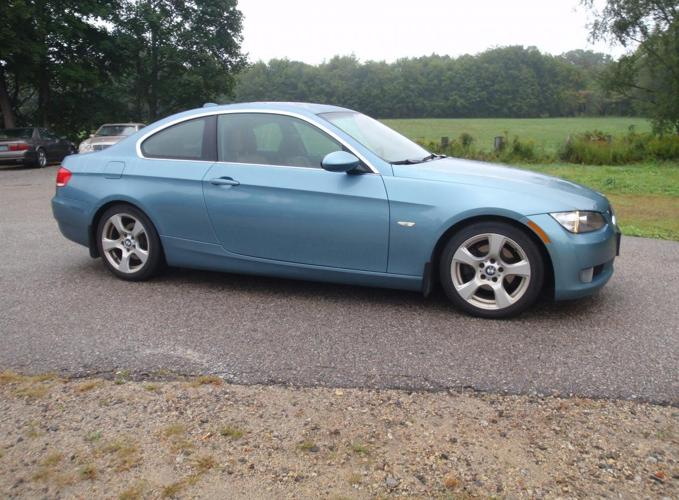 2007 bmw 328i coupe 112k miles atlantic blue for sale in greenland new hampshire classified. Black Bedroom Furniture Sets. Home Design Ideas