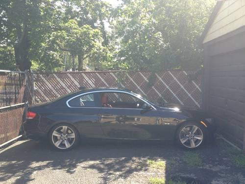 2007 Bmw 335i Coupe Red Interior Warranty For Sale In Bloomfield