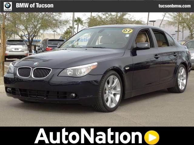 2007 bmw 5 series for sale in tucson arizona classified. Black Bedroom Furniture Sets. Home Design Ideas
