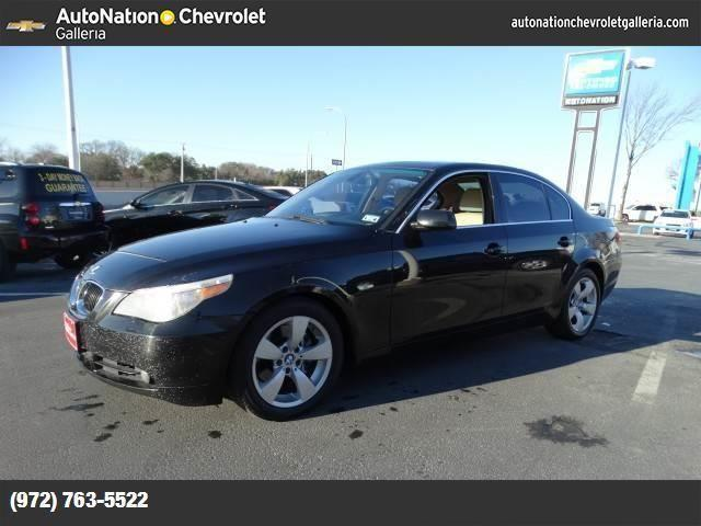 2007 bmw 5 series for sale in dallas texas classified. Black Bedroom Furniture Sets. Home Design Ideas