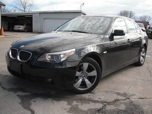 2007 bmw 530i loaded 88k miles for sale in pasadena texas classified. Black Bedroom Furniture Sets. Home Design Ideas