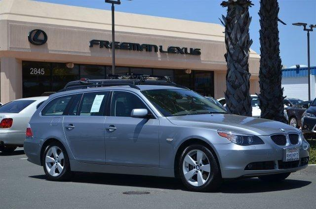 2007 Bmw 530xit 4dr Sports Wgn 530xit Awd Sports Wagon For Sale In Santa Rosa California