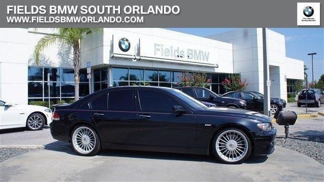 2007 BMW 7 Series 4dr Car ALPINA B7