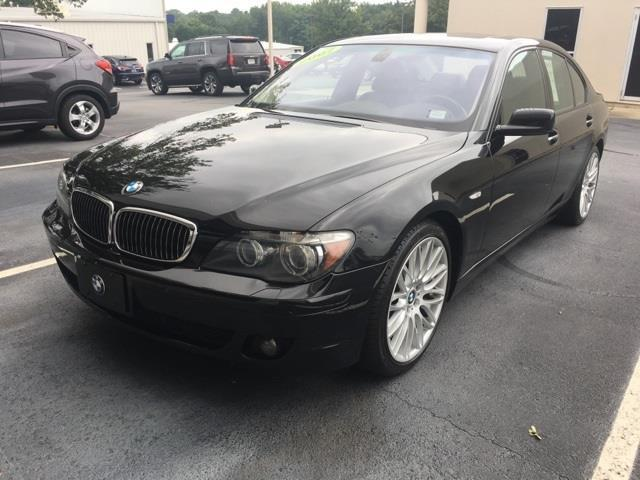 2007 BMW 7 Series 750i 750i 4dr Sedan
