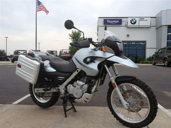 2007 bmw f 650 gs for sale in otsego minnesota classified. Black Bedroom Furniture Sets. Home Design Ideas