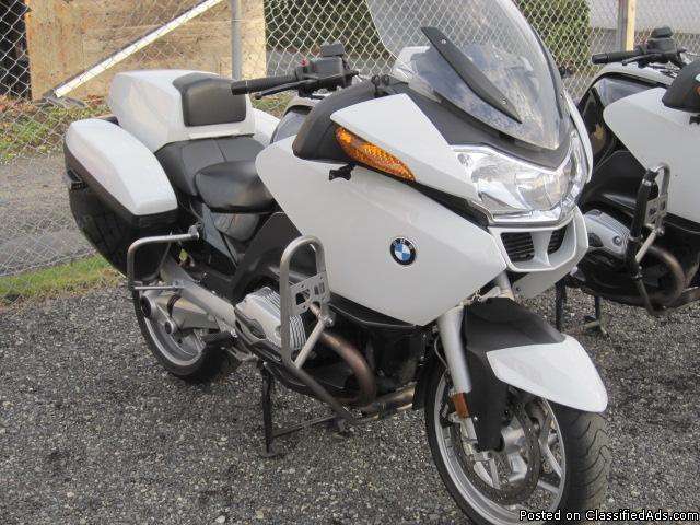2007 bmw r1200 rtp motorcycle 34 448 miles for sale in bellingham washington classified. Black Bedroom Furniture Sets. Home Design Ideas