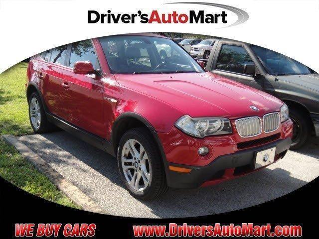 2007 bmw x3 for sale in cooper city florida classified. Black Bedroom Furniture Sets. Home Design Ideas