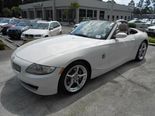 2007 Bmw Z4 Coupe 2dr Roadster 3 0si For Sale In Bluffton