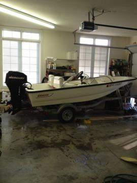 2007 Boston Whaler 130 Sport NewNew