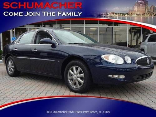 2007 buick lacrosse 4dr car 4dr sdn cxl for sale in west palm beach florida classified. Black Bedroom Furniture Sets. Home Design Ideas
